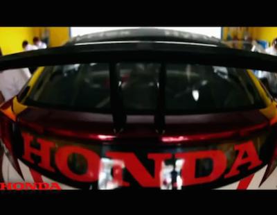 Honda-Congratulations