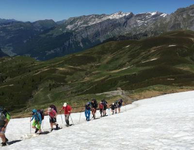 La Grande Traversée des Alpes 2018